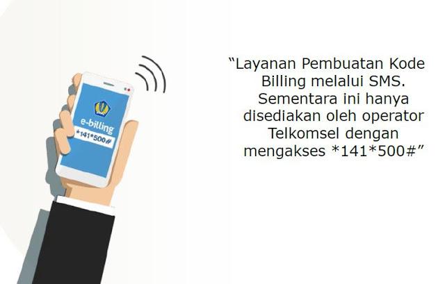 Nomor Layanan SMS Billing